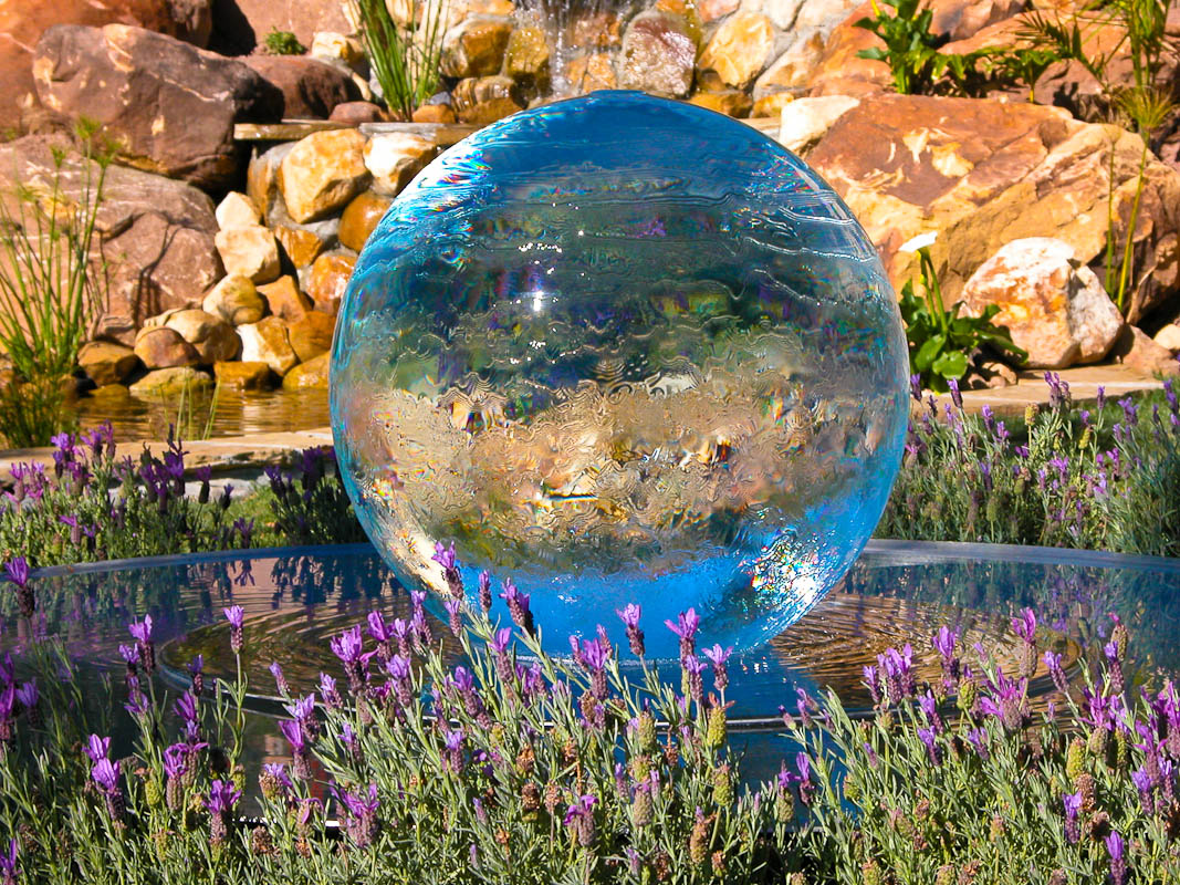 Sphere Fountains Amp Water Features For Your Garden