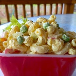Pasta – Lower Fat Amish Macaroni Salad