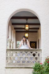 San Antonio Wedding photographer McNay Art Museum bridal session