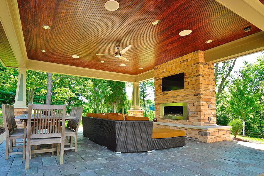 Outdoor Living Spaces Gallery   Allison Landscaping on Doobz Outdoor Living id=48853