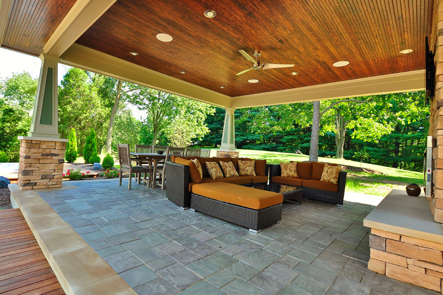 Outdoor Living Spaces Gallery | Allison Landscaping on Garden And Outdoor Living id=23788