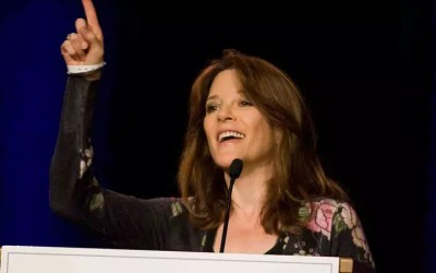 A post by Marianne Williamson