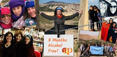 8 Benefits from 8 Months of Living Alcohol-Free