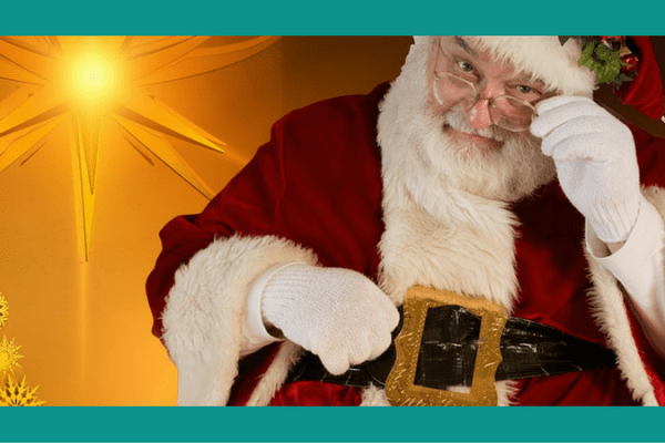 We've Discovered Santa's Special Secret To Gift Giving