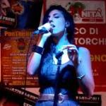 Francesca Biancoli singing