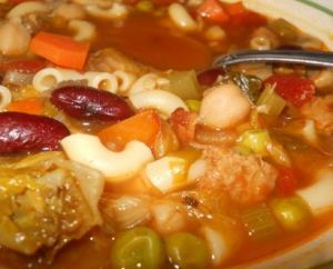 Meal in one Winter Stoup