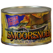Snoek Tinned1