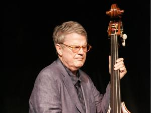 OTTAWA--06/27/08--Bassist Charlie Haden. The  Charlie Haden Quartet West, performs on the Main Stage as part of the the Ottawa International Jazz Festival in Confederation Park. Photo by John Major,