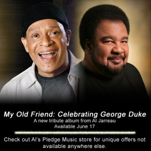 al jarreau george duke
