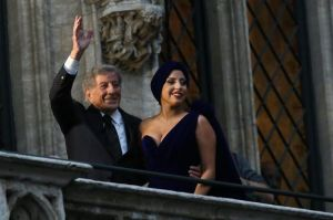 Tony Bennet and Lady Gaga