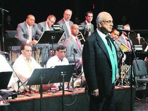 The Sachal Jazz Ensemble with Producer Izzat Majeed