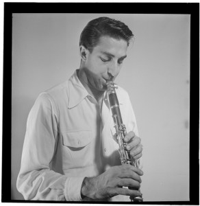 Buddy DeFranco Photo by William P. Gottlieb/LO
