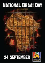National Heritage:Braai (Barbeque) Day