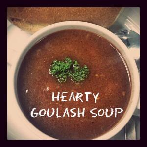 hearty Goulash Soup Raith