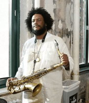 Kamasi Washington; courtesy John Lamparski