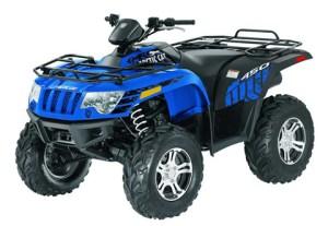 Arctic Cat 450 GT ATV Parts *Arctic Cat 450 GT ATV OEM