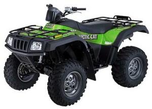 Arctic Cat 500 Auto FIS 4x4 ATV Parts *Arctic Cat 500 Auto