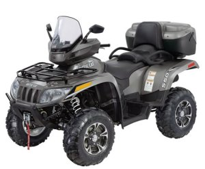 Arctic Cat 550 TRV LTD ATV Parts *Arctic Cat 550 TRV LTD
