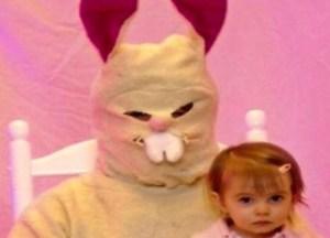 mummy bunny
