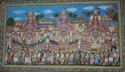 Pattachitra Painting HCODPC001H