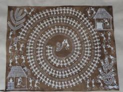 Warli Painting HCMHWP001E