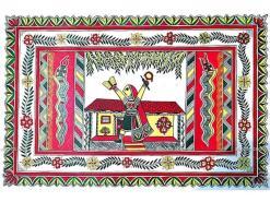 Women Empowerment Manjusha Art