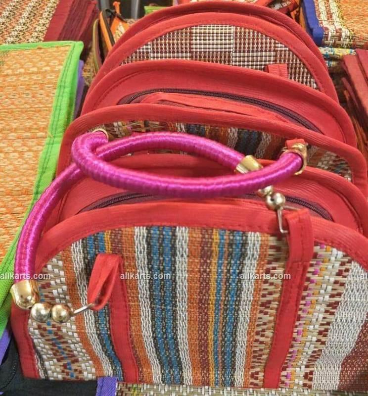 Grass Handbags