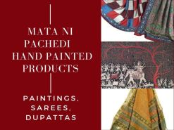 Mata ni Pachedi Hand Painted Products