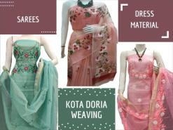 Kota Doria Weaving