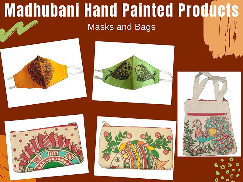Madhubani Hand Painted Products
