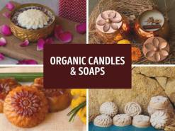 Organic Candles and Soaps