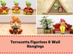 Terracotta Figurines & Wall Hangings