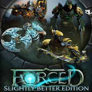Buy Forced Slightly Better Edition Cd Key Compare Prices