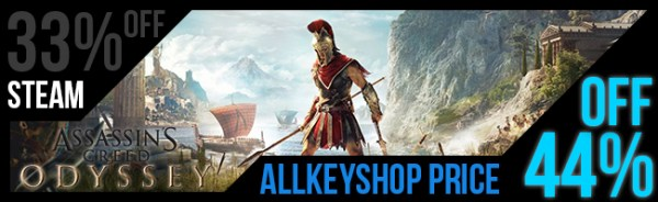 Steam Autumn Sale 2018 vs AllKeyShop Prices - AllKeyShop.com