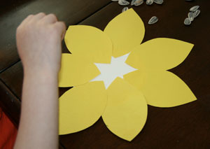 Sunflower Craft All Kids Network