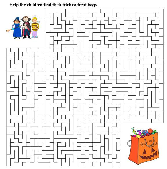 Halloween Dot Dot Printables Difficult