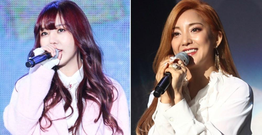Yesung jiyeon randki allkpop