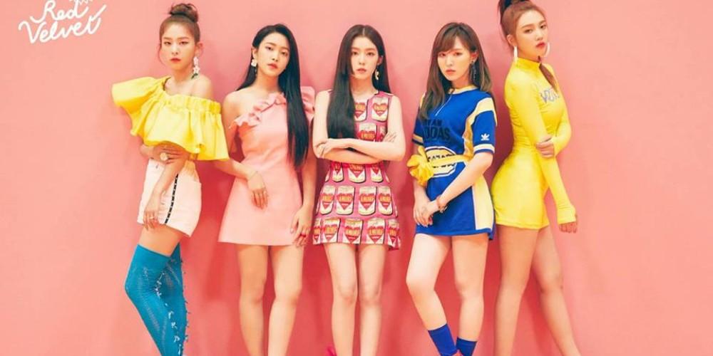 2018 Desktop Wallpaper Red Velvet Hd