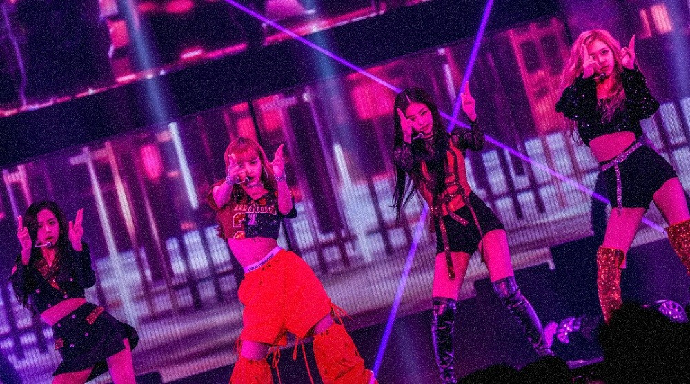 Black Pink Have Successfully Opened Their  Day Solo Concert In Seoul
