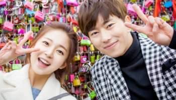 Baek Jin ترد على شائعات ذهابها في عطلة مع Yoon Hyun Min Kdrama Stars 1