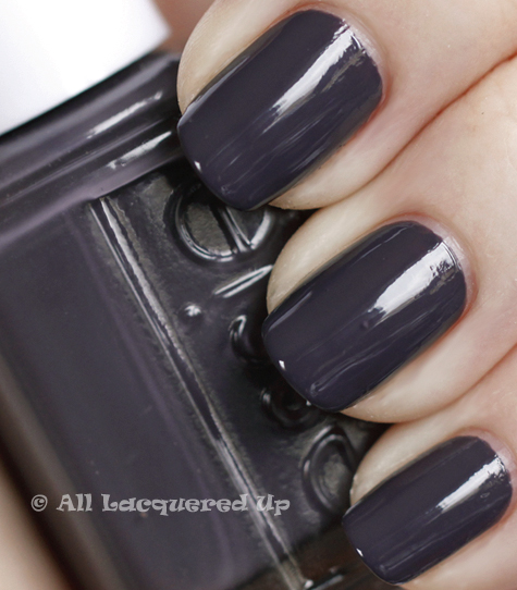 Essie Smokin Hot Swatch From The Winter 2010 Nail Polish Collection