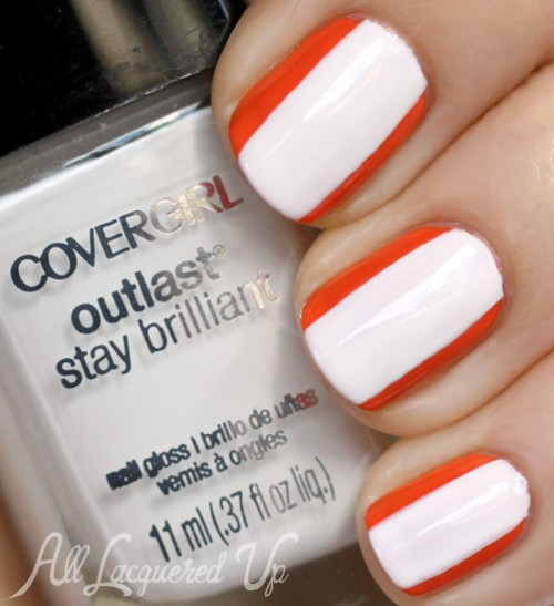 Cover Snow Storm Nail Polish