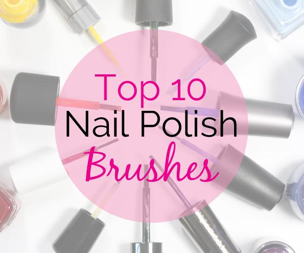 Best Thin Brush Nail Polish Photos 2017 Blue Maize