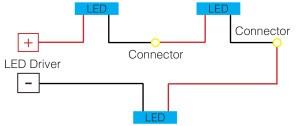 3W ALU LED Ground Light, 4000K,IP65  AGL045AL40