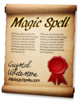magic spell scroll How To Be a Witch