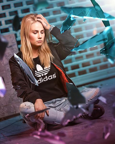 Fotoshooting Anne aus Schwedt Inszeniertes Foto Fotograf aus Bernau bei Berlin Allmie