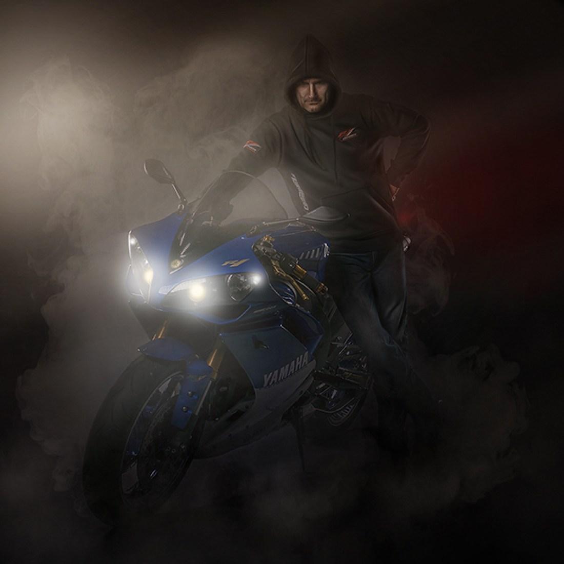 Motorrad Composing Boxen Lager Oschersleben Allmie