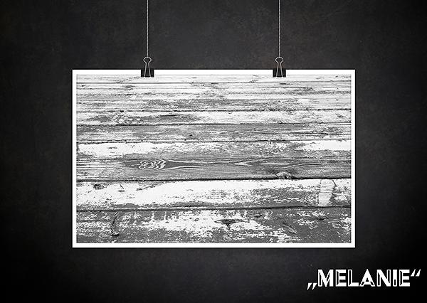 Backdrop Melanie weiss gebürsteter Holz Textur für Fotografen Allmie