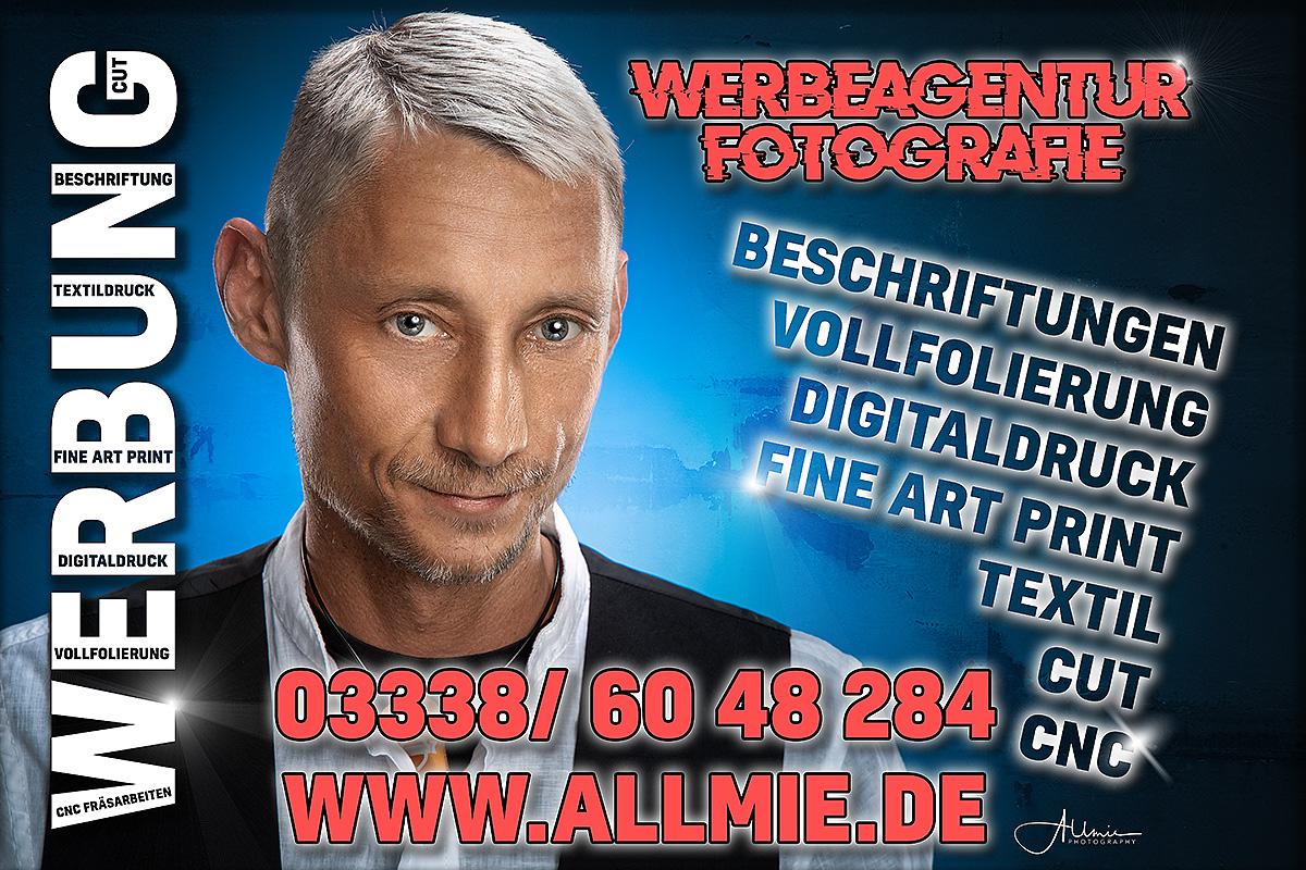 Neue Werbeagentur in Bernau bei Berlin Allmie