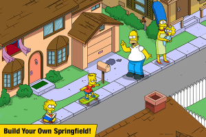 The Simpsons Tapped Out Mod 4.37.6 Apk [Free Shopping] 1